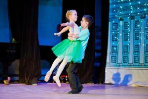 В Волгограде прошел гала-концерт Всероссийского фестиваля детей-инвалидов