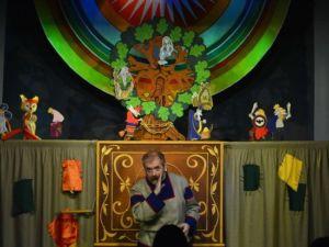 Волгоградский кукольный театр уехал в Мордовию