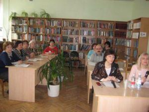 Волгоградская областная специальная библиотека для слепых отмечает юбилей
