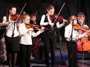 В Волгоград на фестиваль «Зимние фантазии» приедут 200 юных музыкантов