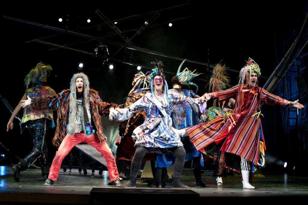 Подведены итоги Всероссийского фестиваля театрального искусства для детей «Арлекин»
